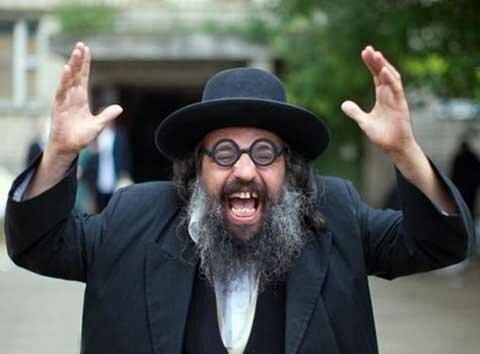 смешная картинка еврей
