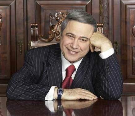 русский юморист Петросян Евгений