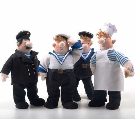 веселые моряки